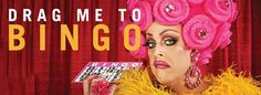 This spring! Drag Me To Bingo - Charity fundraiser for the Sisters of Perpetual Indulgence - Oakland Jack London Square. Mar 19 and Apr 23 - get your tickets in advance because sell out is likely! Sassy Diva, London Square, Love Fest, East Bay, Bingo, Fundraising, Card Games, Charity, Sisters