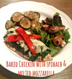 21 Day Fix Approved: Healthy, easy to make chicken! SUPER yummy!! #healthy #dinner #skinny #chicken