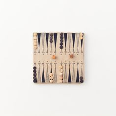 CHICH-BICH BACKGAMMON BOARD GAME : Soukra
