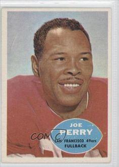 Joe Perry San Francisco 49ers (Football Card) 1960 Topps #114 by Topps. $2.25. 1960 Topps #114 - Joe Perry