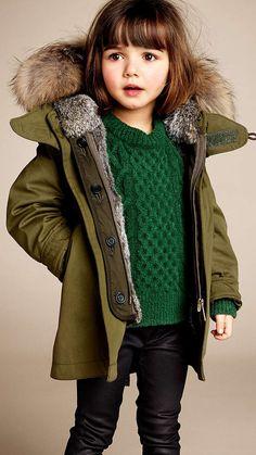 little girl kid's fashion