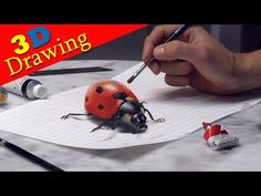 3D painting - YouTube