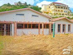 Beach Bar Dreaming in St. Kitts