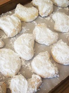 Greek Wedding Cookies