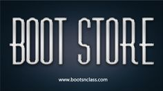 Browse this site http://www.bootsnclass.com/ for more information on Boot Store. One of the most interesting things about Boot Store is that they were mostly custom made, which means nearly every pair is different. You can find boots in all sorts of colors, with some being monogrammed, decorated or stamped.  Follow Us: http://www.donationto.com/Cowgirl-Outfits