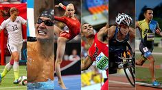 Top 5 Athletes to Watch Out in Rio Olympics 2016 | VPN Sports