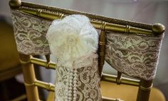 Wedding Table Accessories - The Bride's Table