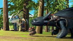 Awesomeness of How to Train Your Dragon