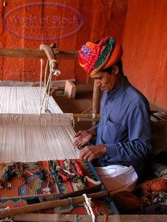 Rug Making in Rajasthan