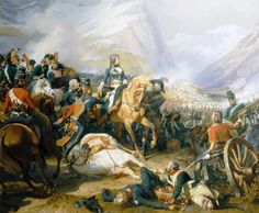 Napoleon at the Battle of Rivoli (14–15 January 1797) - key victory in the French campaign in Italy against Austria. Napoleon Bonaparte's 23,000 Frenchmen defeated an attack of 28,000 Austrians under Feldzeugmeister Jozsef Alvinczi, ending Austria's fourth and final attempt to relieve the Siege of Mantua. Rivoli further demonstrated Napoleon's brilliance as a military commander and led to French occupation of northern Italy.