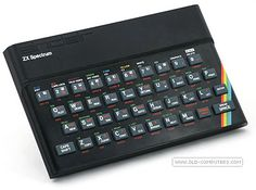 Lord Clive Sinclair created this little gem of computing. The ZX Spectrum