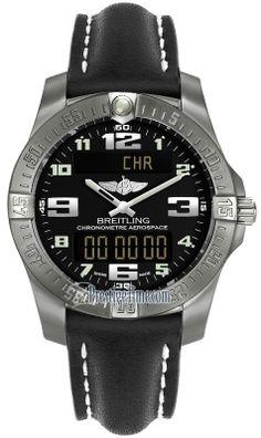 e7936310/bc27-1lt Breitling Aerospace Evo Mens Watch