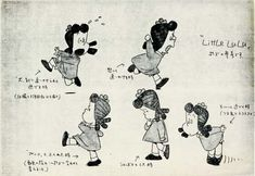 little lulu model sheet - Cerca con Google