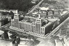 Berlin 1928 Kaufhaus Karstadt am Hermannplatz