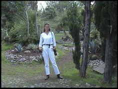 Patty Aguirre in Schöenstat Sanctuary, Queretaro. Mexico ♡