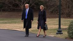Assuming the somber duties of commander in chief, President Donald Trump made an unannounced trip Wednesday to Dover Air Force Base to honor the returning remains of a U.S. Navy SEAL killed in a weekend raid in Yemen. (Feb. 1)