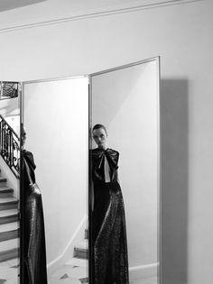Hedi Slimane reinvente l'esprit couture d'Yves Saint Laurent 15