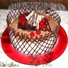 Cherry Basket Cake In Gandhinagar1292 Online Delivery Black Forest