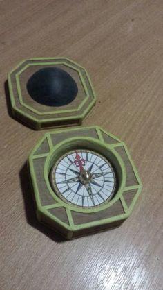 Jack Sparrow Compass build by Lee Douglas Brown