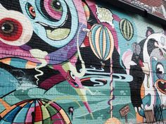 The Bushwick Collective - Brooklyn - NY