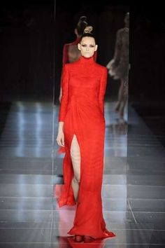 Roses and Crimson Red Rule at Valentino Spring #oscardresses #oscarfashion