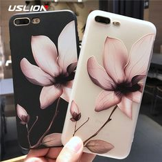 Retro Flower Phone Case for iPhone 6 7 Plus 8 Plus X Case Silicone Fashion Women Soft Protection Cover for iphone 8 7 Case Iphone 5s, Iphone 8 Plus, Coque Iphone, Iphone Phone Cases, Samsung Cases, Samsung Grand Prime, Smartphone Case, Iphone Price, Floral Iphone Case