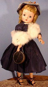 Madame Alexander Crissy doll...1955