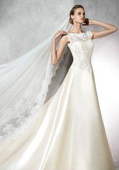 PRONOVIAS TERI Wedding Dress photo