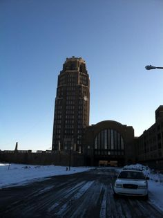 Central Terminal Buffalo NY