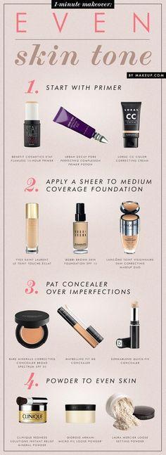 http://makeupit.com/Zykrd | Don't let sensitive skin stop you from applying makeup!: