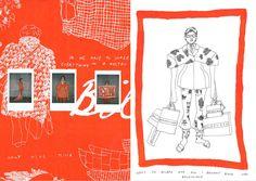 Balenciaga Bilbao Museum V&A Tailoring Project Central Saint Martins Fashion Print Eden Hassell