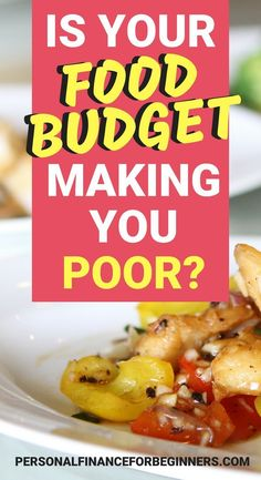 Is your food budget making your poor? If you aren't meal prepping or sticking to a family budget, food can be very expensive. Your personal finances don't have to suffer. You can enjoy good food at a cheap price with these money saving tips. Monthly Budget, Budget Meals, Food Budget, Monthly Expenses, Budget Recipes, Money Saving Meals, Save Money On Groceries, Groceries Budget, Frugal Living Tips