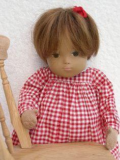 gingham studio Sasha baby doll