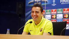 El Open Media Day de la final de Champions   FC Barcelona