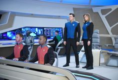 'The Orville' hearkens back to an earlier age of 'Star Trek' The reviews have landed, and the consensus is grim: TV critics don't like Seth MacFarlane's new sci-fi show, The Orville. The comedic homage to Star Trek from the creator of Family Guy debuts tonight on Fox, and frankly...the critics must be crazy. I've seen the first three episodes of The Orville, and I think it's great.and it's kind of wonderful.