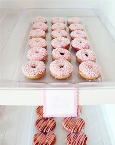 Ballerina Bakery Birthday Party