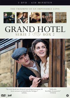 GRAND HOTEL, Seizoen 2 (Gezien en gevolgd op Netflix)