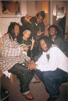 The Lost Boyz (RIP Mr.Cheeks)