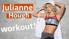 Julianne Hough Workout | Rebecca Louise