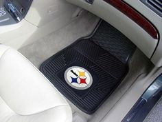 Pittsburgh Steelers Vinyl Car/Truck/Auto Floor Mats