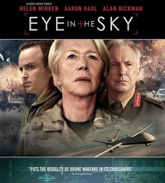 Crave giveaway: Drone film 'Eye in the Sky' plus four other movies on Blu-ray     - CNET  Enlarge Image                                              Universal Pictures Home Entertainment                                          Congratulations to Jonathan M. of La Puente California for winning a Skulpt Chisel fat and muscle tracker last week.    Cinema lovers stand at attention. This weeks giveaway is a  bundle of critically acclaimed military dramas on Blu-ray including Eye in the Sky which…