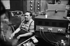 """musician-photos: """" Charles Mingus (photo by Don Hunstein 1959) """" Jazz Music, Music Icon, Charles Mingus, History Of Television, Duke Ellington, R&b Soul, Day Book, Jazz Blues, Black And White Portraits"""
