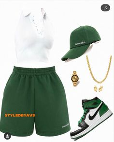 Swag Outfits For Girls, Cute Swag Outfits, Teen Fashion Outfits, Dope Outfits, Retro Outfits, Teenage Girl Outfits, Baddie Outfits Casual, Stylish Outfits, Streetwear Fashion
