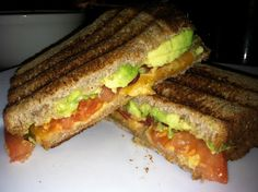 Some Sugar Added: Grown-up Grilled Cheese