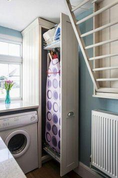 Utility Room Storage Cupboard Boot Ideas
