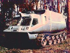UFO 8x10 Photo Poster Stampa Interceptor sulla piattaforma di Lancio Gerry Anderson