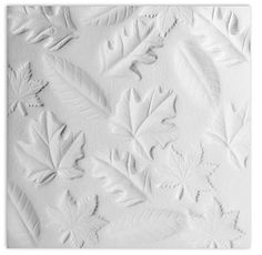 Nature Textured Slumper - Created by Hand - Fusible Glass Slumping Mold