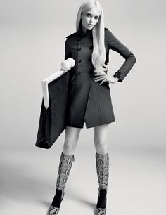 Abbey Lee Kershaw- a Doll's Life