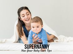 Jo is helping out with her favorite baby care tips via the Supernanny Channel on YouTube! You can watch as she helps an exhausted single mom regroup
