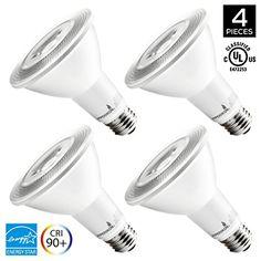 Hyperikon PAR30 LED Dimmable Bulb, 12W Flood Light Bulb - http://freebiefresh.com/hyperikon-par30-led-dimmable-bulb-12w-review/